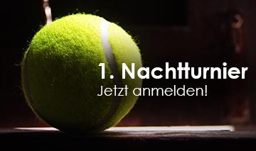 1. Nachtturnier von BW Jülich – Anmeldefrist abgelaufen!