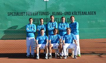 Herren 30 Oberliga 2018🎾