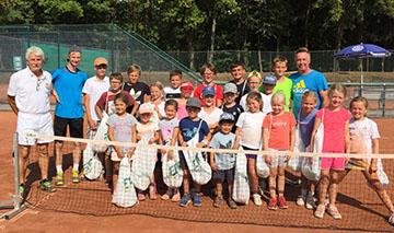2. Tenniscamp 2018