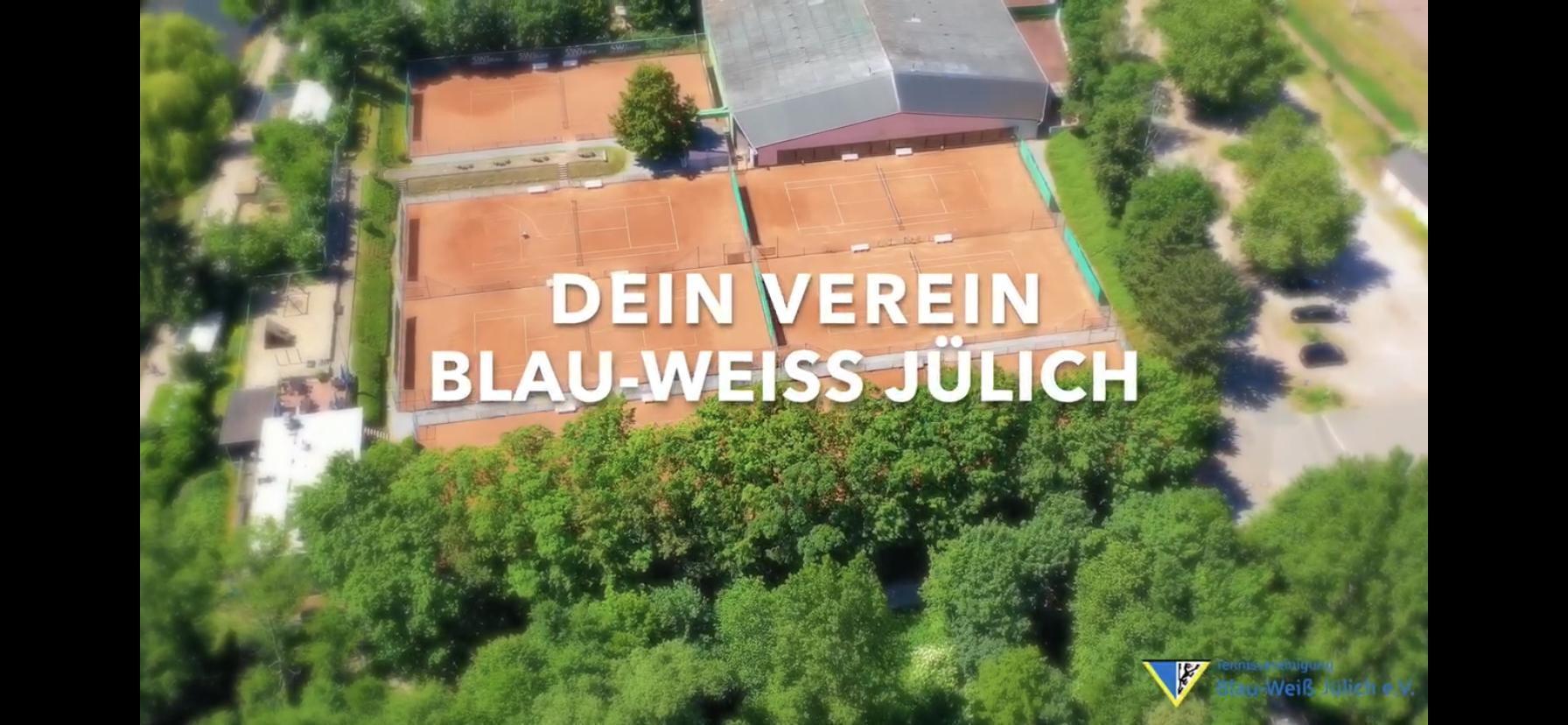 Blau Weiß Jülich – Dein Verein, komm vorbei!